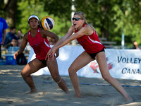 2012 Ontario Summer Games - Beach Volleyball